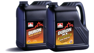 DURON* 15W-40 and DURON* XL