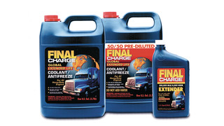 FINAL CHARGE Global Extended Life Coolant/Antifreeze