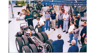 Fleet Tire Service Training