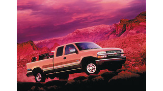 Flex Fuel Full-Size Pickup