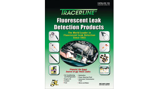 Flourescent Leak Detection Products catalog