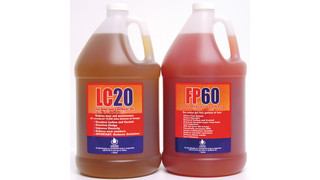 FP60 Fuel Treatment and LC20 Oil Antioxidant