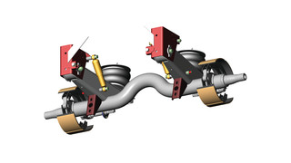 Gen-Tech® Air Ride System