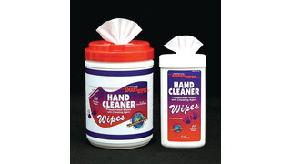 GlobalTech® Hand Cleaner Wipes