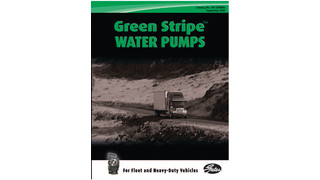 Green Stripe® water pump