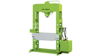 HDEP ' HDMP Heavy-Duty Presses