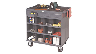 Heavy Duty Mobile Cart/Workstations