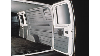 High-Density Van Panels