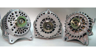 High Output Heavy  Duty Alternators
