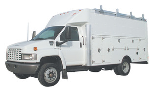 in 12' and 14' versions for the GMC Topkick and Chevrolet Kodiak