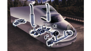 Integrated Drivetrain Systems