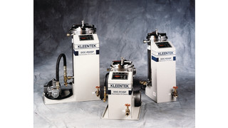 KLEENTEK Electrostatic Oil Cleaning System