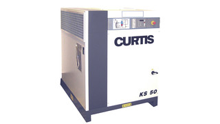 KS Series rotary screw air compressors