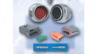 Lawson Deutsch Connectors