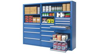 Lista Storage Wall® System