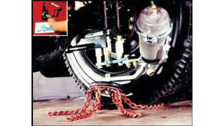 Manufacturer of OnSpot Automatic Tire Chains