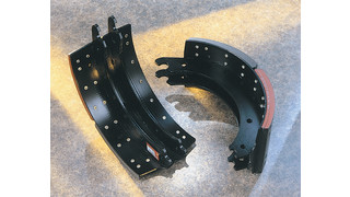 Meritor® Remanufactured Brake Shoes