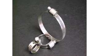 Micro Worm Gear Clamps