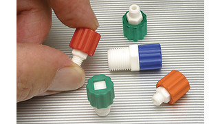 Miniature Plastic Relief Valves