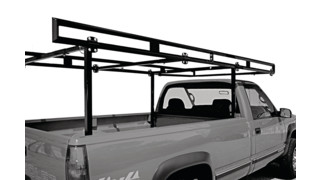 Model 1501010 Overhead Equipment Rack