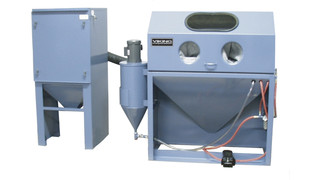 Model 248 ¨C Glass Bead Blasting Machine