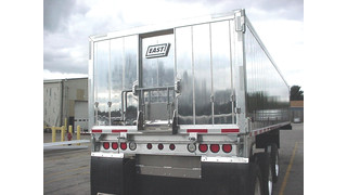 New Genesis™ Tailgate for Dump Trailers