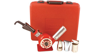 NEW HEAVY-DUTY MASTER HG ' VARITEMP HEAT GUN® KITS