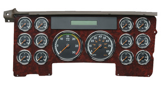 New Instrument Panel fro Class S/T and Coronado