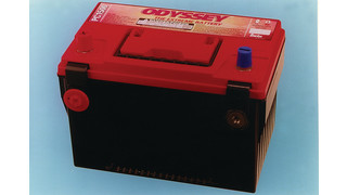 Odyssey TM PC1500 Battery