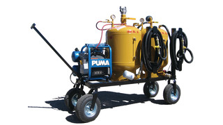 on-site fluid handling equipment