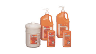 Orange Lotion Hand Cleaner