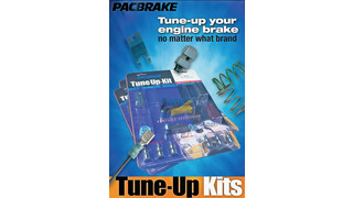 Pacbrake Tune-up Kits