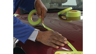 Paintable Film for Automotive Masking