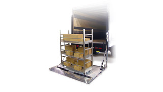 PCR Medium RailTrac liftgates