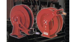 Portable Lube Rig Reels