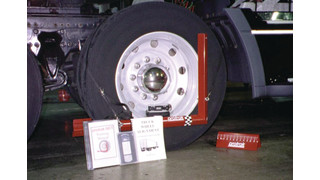 Protrak QCT Laser Wheel Alignment