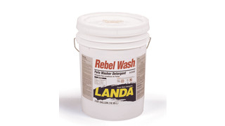 Rebel Wash Liquid Detergent
