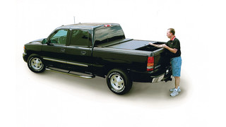 Retractable Hard Tonneau