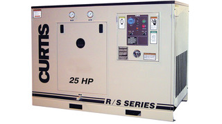 RS SERIES rotary screw air compressors