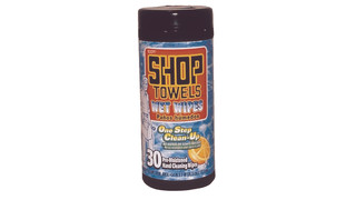 SCOTT Shop Towels Wet Wipes