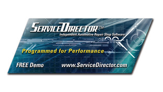 ServiceDirector™ Automotive Repair Shop Software