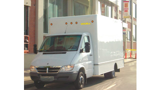 Sprinter/Unicell Van