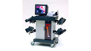 SUN® Model EEWA127A8 Advanced Wheel Alignment System