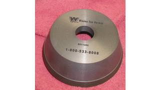 Super Abrasive CBN Flywheel Grinding Wheel