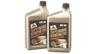 SUPERGARD® Synthetic Motor Oil