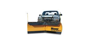 Super-V plow