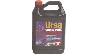 Texaco Ursa Super Plus SAE 15W-40 HDMO
