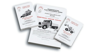 The CHECKER® Vehicle ' Equipment Inspection Check-list books