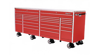 The Largest Tool Storage Unit On The Market