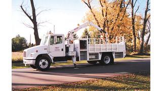 Tire Service Truck
